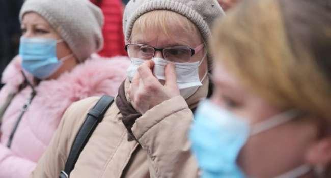 Эксперт объяснил, почему в Украине уже тысячи зараженных на коронавирус, но это не повод для паники