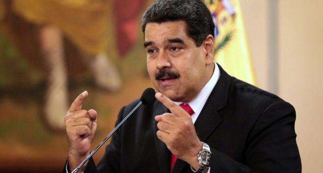 Соединенные Штаты официально признали Мадуро наркоторговцем, и пообещали за его поимку 15 миллионов долларов