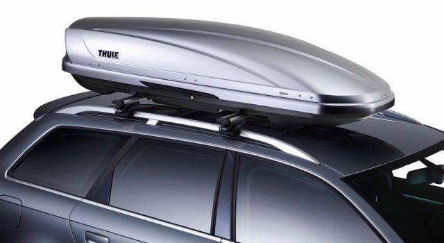 Багажные системы Thule: удобство и комфорт каждый день