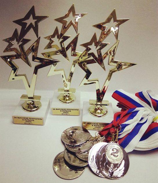 Медали и другие сувенирные награды