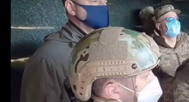 Мирослав Гай: три маски – за, что все это Украине?
