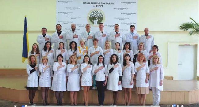 В Днепропетровской области 50 медиков вынуждено ушли на самоизоляцию
