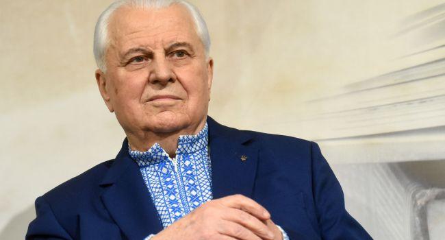 «Причина в самих украинцах»: Кравчук озвучил главную проблему невозможности решения конфликта на Донбассе