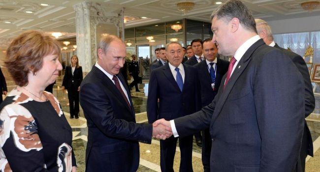 Я понимал, что Порошенко ведет какую-то двойную игру с Кремлем, и не хотел оставаться в его команде - Трепак