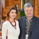 «За такую жену президента и не стыдно перед Европой»: Порошенко показал, как Марина с дочками пекла пасхи, а также поделился рецептом праздничного хлеба