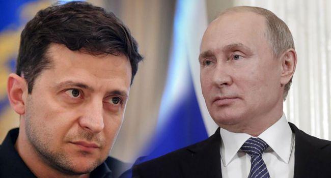 Историк: Москва хочет заставить Зеленского принять ее условия по Донбассу через своих агентов влияния в Киеве