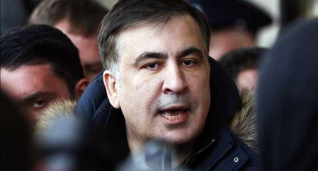 Журналист: назначение Саакашвили вице-премьером станет подарком судьбы для «ЕС» и Петра Порошенко
