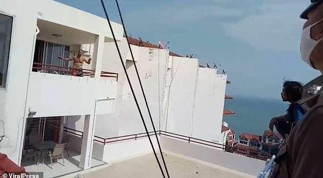 «Стресс из-за коронавируса»: В Таиланде британец выбросил из балкона собственную жену
