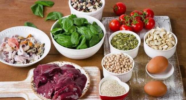 «Изменить пищевые привычки»: медики назвали способы повысить гемоглобин
