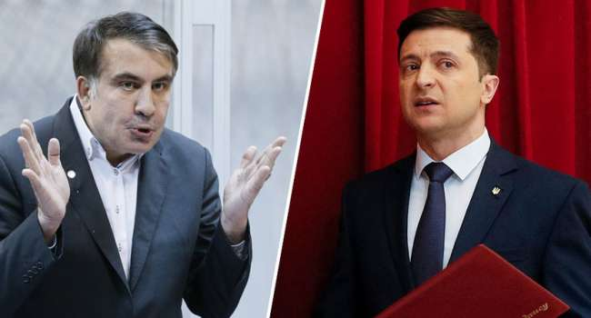 «Возможно, Зеленский ищет козла отпущения»: Голобуцкий допускает, что в случае назначения Саакашвили в Кабмин на него потом повесят весь негатив от карантина