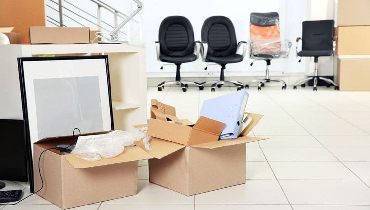 Как же снизить затраты на офисный переезд