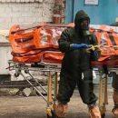 В России наблюдается жесткий скачек по инфицированию коронавирусом