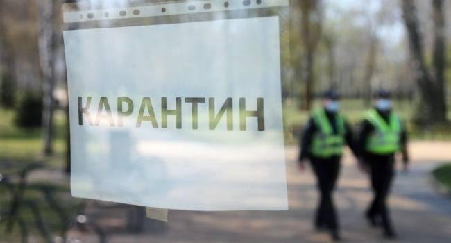Виноградов: Из-за карантина украинская центральная власть оказалась в патовой ситуации