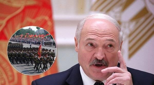 «Я вчера перекрестился»: Лукашенко похвастался уменьшением числа пневмоний после парада на 9 мая