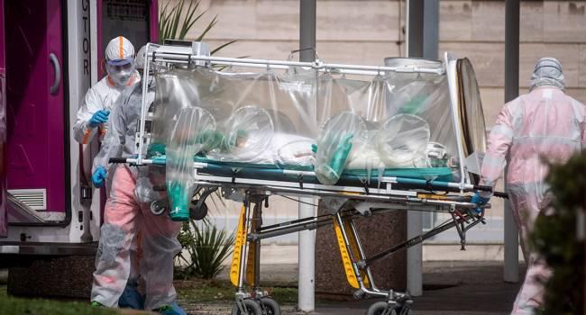 Ученые Украины прогнозируют спад эпидемии коронавируса