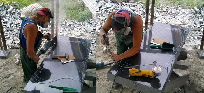 Где заказать изготовление памятника из гранита в Гомеле