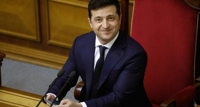 «5 июня Зеленский должен прийти в парламент»: Эксперт утверждает, что парламентские фракции обеспокоены состоянием экономики, и требуют встречи с президентом