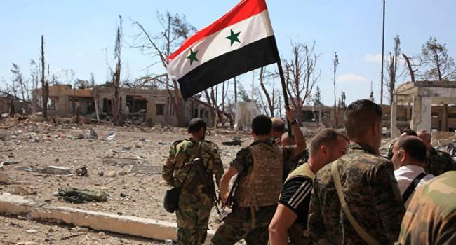 «Война в Сирии»: При взрыве автомобиля погибли восемь человек