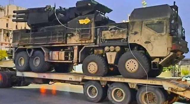 «Позор Кремля»: На Ближнем Востоке были разбомблены 23 российских ЗРК «Панцирь С1»