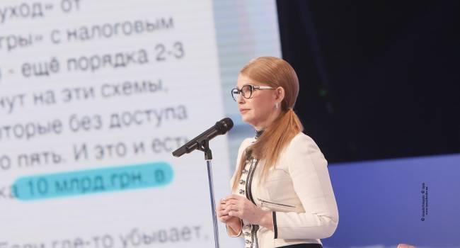 Палий: если бы не подлость Тимошенко, то Украине МВФ был бы и не нужен