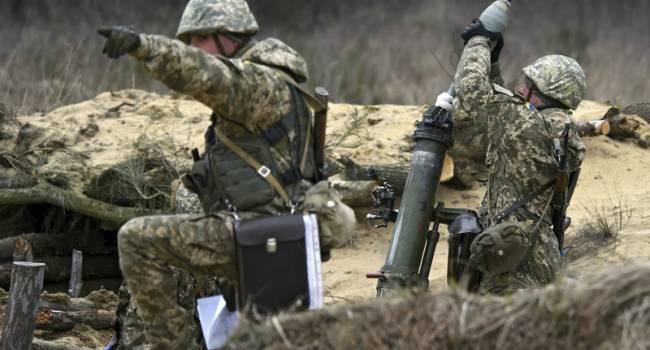 Российские войска пытались ликвидировать бойцов ВСУ на Донбассе, но сами понесли безвозвратные потери
