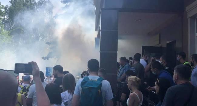 Доброволец ВСУ: произошедшее сегодня – это уже не о самозащите, это о реванше. Такое дежавю, словно времена Януковича вернулись