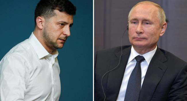 Политолог: для принуждения Зеленского к выполнению «мирного» плана Путин готовится разжечь в Украине хаос и гражданский конфликт