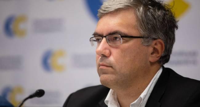 Павленко: Украинцы постепенно прозревают, и это отображается на рейтингах Зеленского и «Слуги народа»