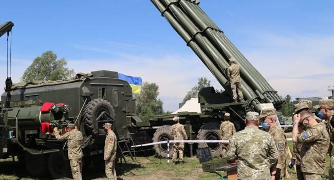 «ВСУ шуганут так, что мало агрессору не покажется»: Армия Украины продемонстрировала свою мощь