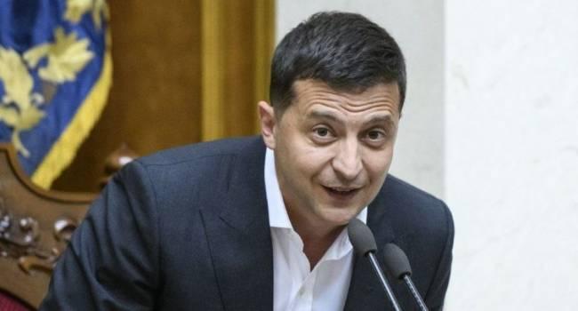 Журналист: этот рецепт «неощутимого грабежа потомков» очень любила Тимошенко. Есть опасность, что у Зеленский тоже есть тяга к этому