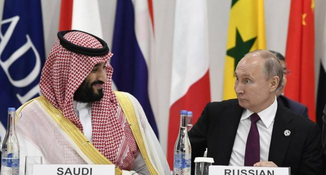 «Потери миллиардов долларов США»: Саудовская Аравия наносит России очередной сокрушительный нефтяной удар