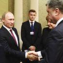 «В конце очень тепло попрощались»: в России прокомментировали аудиозапись разговора Путина и Порошенко