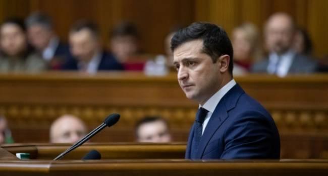 Себастьянович: повышальщики налогов Зеленский и Гетманцев уже сделали, что смогли – антирейтинг «слуг народа» снесёт их в ближайшее время