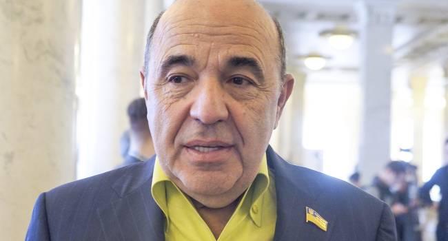 Рабинович впервые признался, что является избирателем Зеленского
