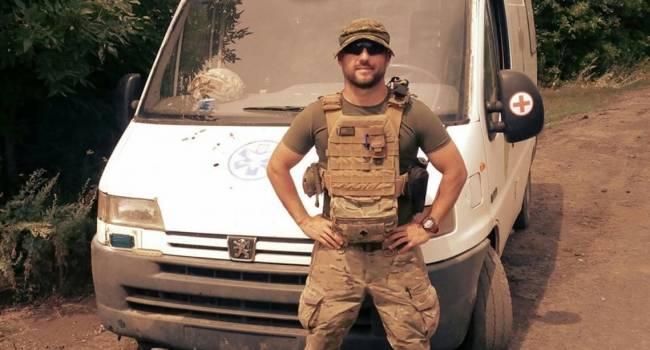 Боевики коварно убили на Донбассе гражданина Эстонии, который был на стороне Украины