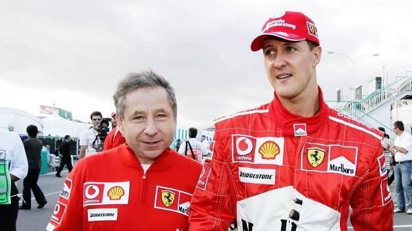 «Надеюсь, мир его еще увидит»: бывший директор Ferrari рассказал о состоянии здоровья Шумахера