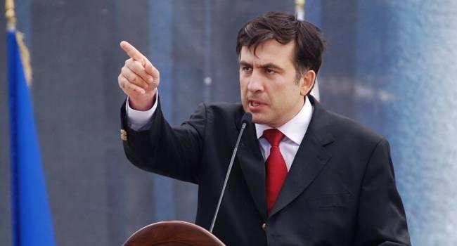 «Украина на грани исчезновения»: Саакашвили в панике сообщил о подготовке раскола и реванша