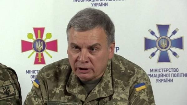 Таран заявил о росте напряженности в Черноморском регионе в связи с действиями РФ