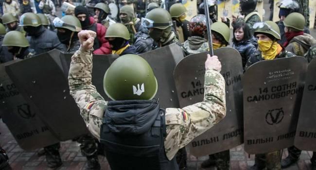 У Зеленского хотят вытеснить майдановцев из армии, чтобы те не подняли бунт после предательских команд, – журналист