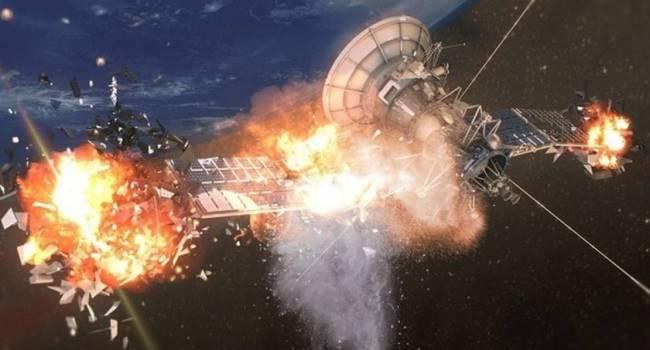 «США и Лондон бьют тревогу»: Россия в космосе запустила снаряд со спутника