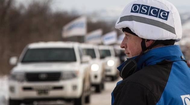 «111 нарушений с момент достижения договоренностей о тишине на Донбассе»: В ОБСЕ раскрыли реальные цифры обстрелов
