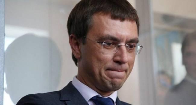 Омелян: единственное, что радует в этой печальной ситуации с Кравчуком – Зеленский каждым своим шагом ускоряет свой бесславный конец