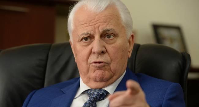 Кравчук в первый же день на новой должности пригласил главарей боевиков приезжать на переговоры к Зеленскому в Киев