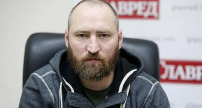 Гай: поставь сейчас Зеленский кума Путина в ТКГ – ему сожгли бы офис, поэтому выбрали человека, который обязан Медведчуку всем