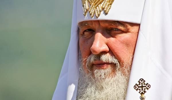 Путинский патриарх Гундяев заявил, что слухи о его богатстве – это бред