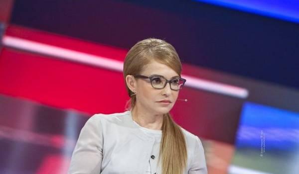 Тимошенко собралась возвращать мир в стране через создание специальной миссии ВР