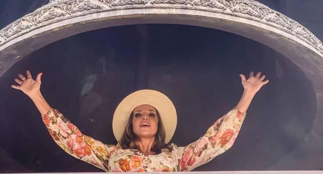 «Оксаночка, вы так потрясающе танцуете, эти эксклюзивные видео предают бешеную ностальгию»: Марченко показала ранее неизвестные  кадры с «Танцев со звездами»