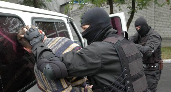 Пулеметчик из «Востока» попал в руки СБУ