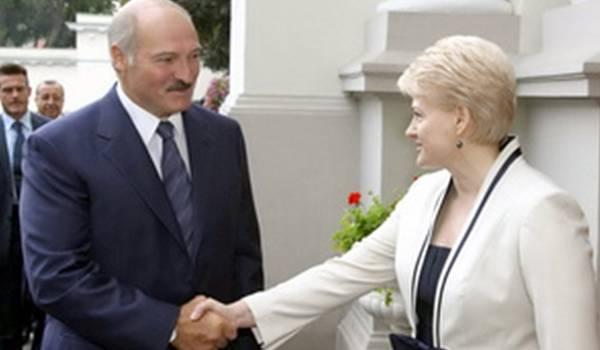 «Диктатор с окровавленными руками»: Грибаускайте жестко прошлась по Лукашенко