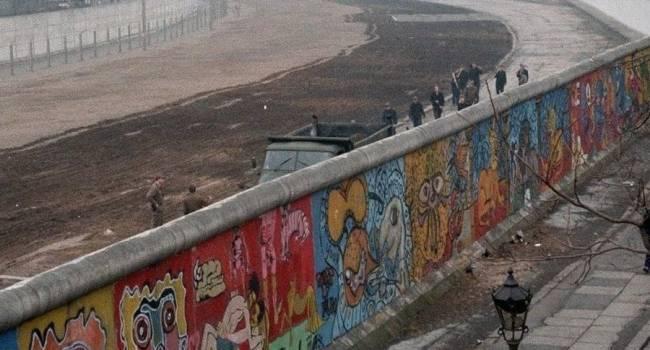 Историк рассказал, зачем на самом деле была построена хорошо известная Берлинская стена